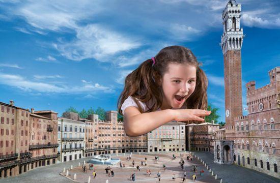 HOTEL + ITALIA IN MINIATURA